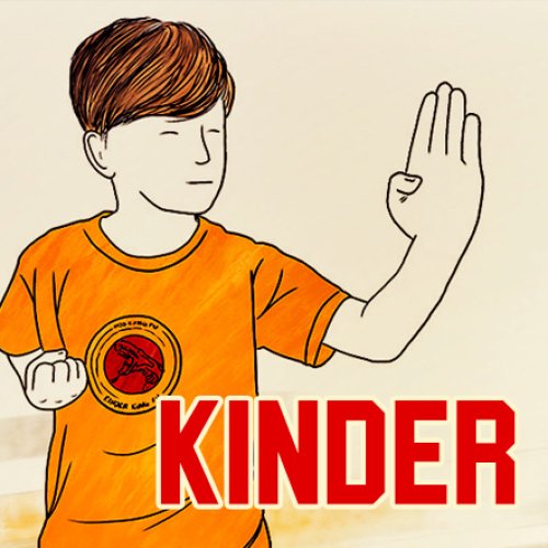 Kinder Selbstverteidigung Kungfu Kids Wingchun